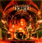 CD - Nephasth – Conceived By Inhuman Blood