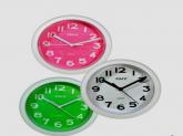 Kit Atacado de Relógio De Parede Barato Moderno Para Decoração Com 10 Unidades