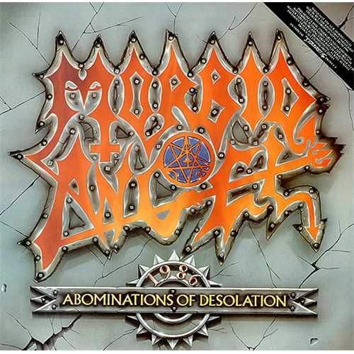 CD Morbid Angel – Abominations Of Desolation