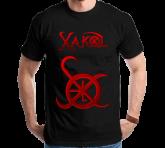 Camiseta Símbolo XAKOL Preta