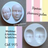 Rostos Humanizados