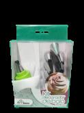 Kit Decorador de Bolo 12 Bicos e 1 Saco para Decorar Bolos 1un