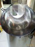 cesto inox fundo chapa perfurada  sob pedido 50 x 40