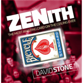 Zenith (DVD and Gimmicks) by David Stone #1287