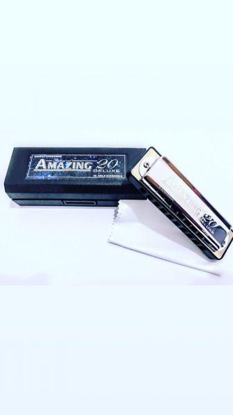 Kongsheng  Amazing 20 Deluxe  em dó  (C)