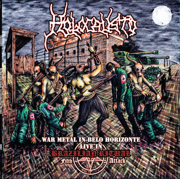 Holocausto - War Metal in Belo Horizonte - CD / DVD