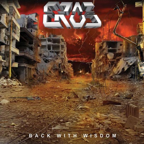 EROS - Back With Wisdom (CD)