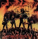 CD Cannibal Corpse – Torturing And Eviscerating Live