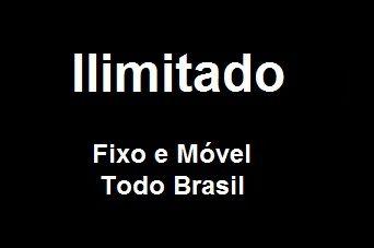 Ilimitado fixo e Móvel Brasil