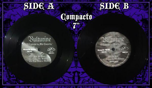 VULTURINE - O Caminho da Mão Esquerda  EP 7