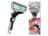 Aparelho De Barbear Dorco Descartável 6 Laminas - Kit com 4 Unidades