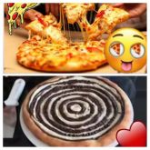 PIZZA CHOCOLATE TOP