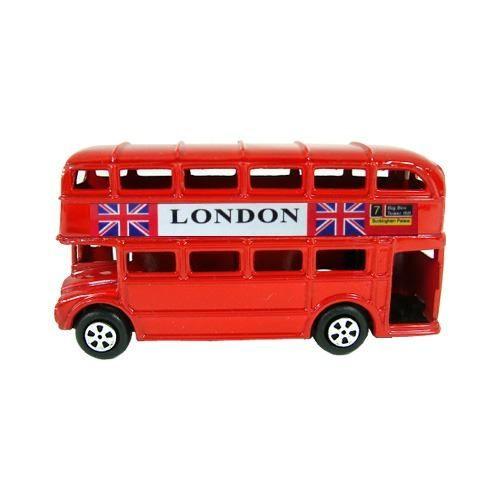 Ônibus Londrino - Apontador de Lápis