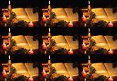 Papel Arroz Religioso Faixa Lateral A4 013 1un