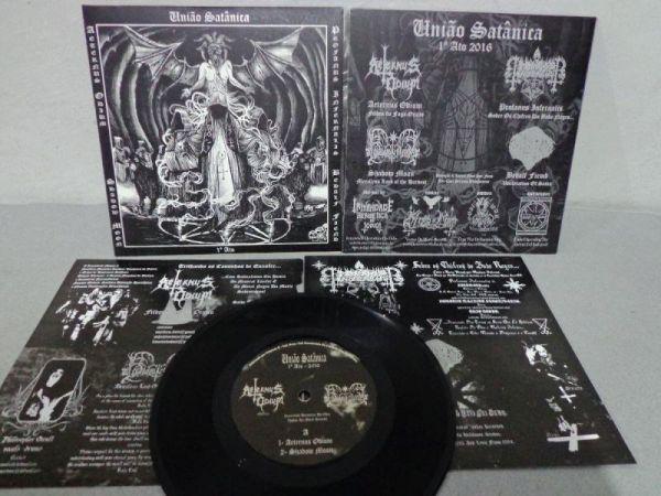 Shadow Moon / Behalf Fiend / Aeternus Odium / Profanus Infernalis - Uniao Satanica - 7