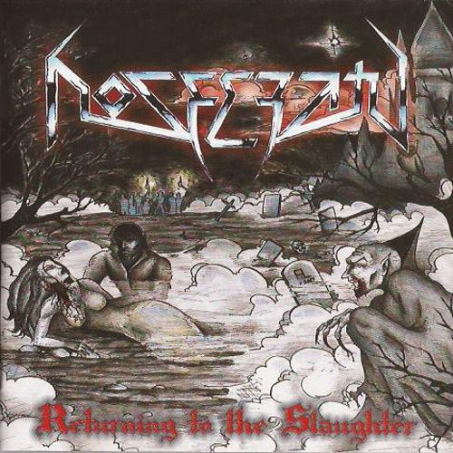 NOSFERATU - Returning to the Slaughter (CD)