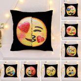 Capa de Almofada Emoji
