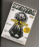 DVD - Scorpions - Crazy World Tour Live