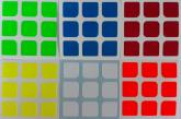 QiYi Sail ou Thunderclap 3x3 56mm Half Bright Colours