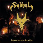 Sabbat - Sabbaticarved Sacrifíce - LP Preto