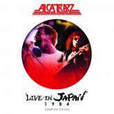 CD - Alcatrazz – Live In Japan. November 10th, 1984 (+DVD)