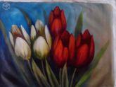 Pintura em Telas de Floral