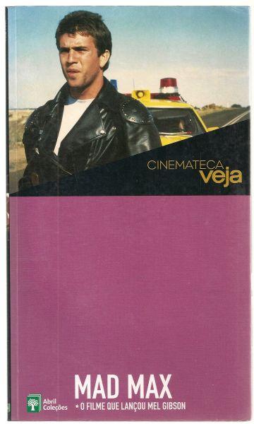 DVD - Cinemateca Folha - Mad Max