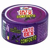 GEL ANESTÉSICO COMESTIVEL JATO SEX CONFORTO 7G PEPPER BLEND