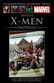510701 - Coleção Oficial de Graphic Novels Marvel 24 - Novos X-Men - Imperial