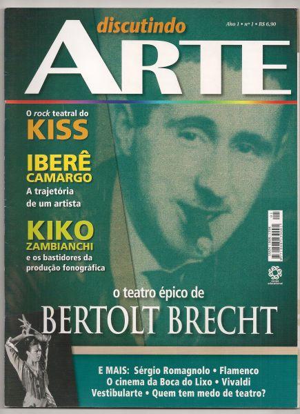 Revista - Discutindo Arte - Nº01