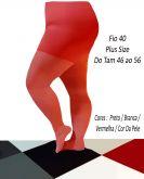 Meia Calça Plus Size Modeladora