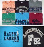20 Camisetas Recorte Laser Gola Redonda