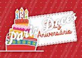 Papel Arroz Aniversário A4 001 1un