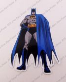 Aplique com 12 cm - Heróis - Batman
