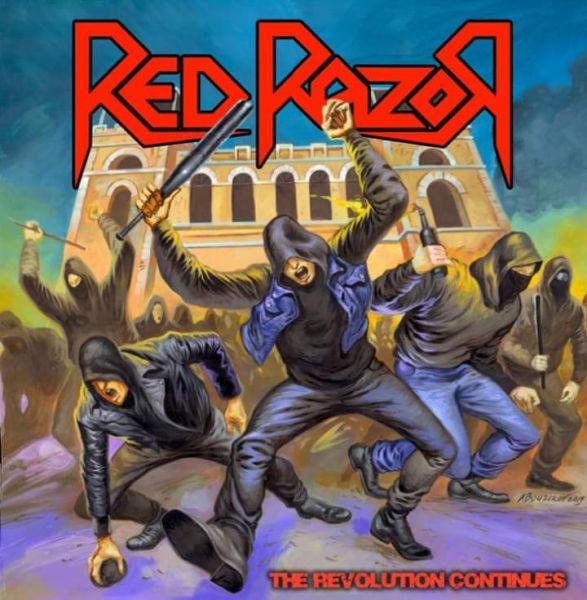 Red Razor