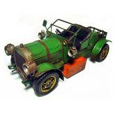 Veículo Retrô Verde