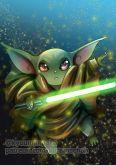 Print Baby Yoda