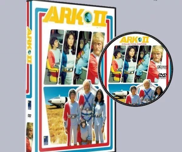 ARK II -  Série Completa Remasterizada