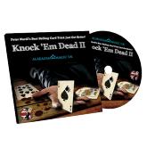 Knock'em Dead 2 (RED) by Peter Nardi #1016