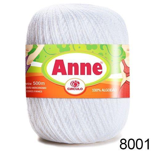 LINHA ANNE  8001- BRANCO