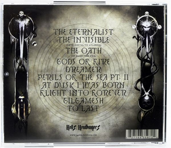 AGATUS - The Eternalist - CD