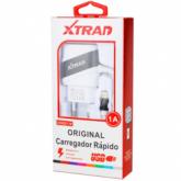 Carregador Celular Tomada com 2 USB Xtrad CH0237-V8