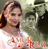 Dvd Novela Amor Real -  Dublada - 10 Dvds - Frete Grátis