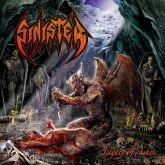 CD Sinister - Legacy of Ashes Importado
