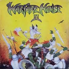 CD Warfare Noise II - Coletanea -  Slipcase com poster