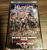 HOLOCAUSTO - War Metal in Belo Horizonte - Live in Brazilian Ritual Fifth Attack - CASSETE
