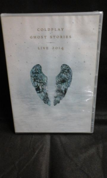 DVD - Coldplay - Ghost Stories - Live 2014