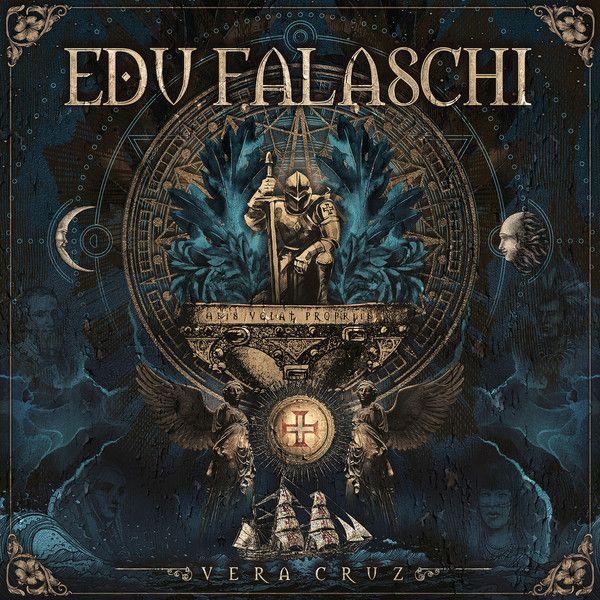 CD - Edu Falaschi - Vera Cruz slipcase