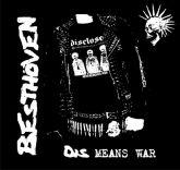 Besthöven - Dis Means War (DIScography 2011)
