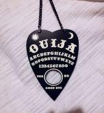 Colar Ouija Goth